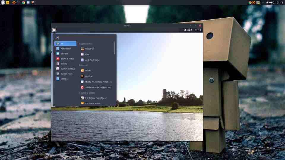 solus os linux desktop