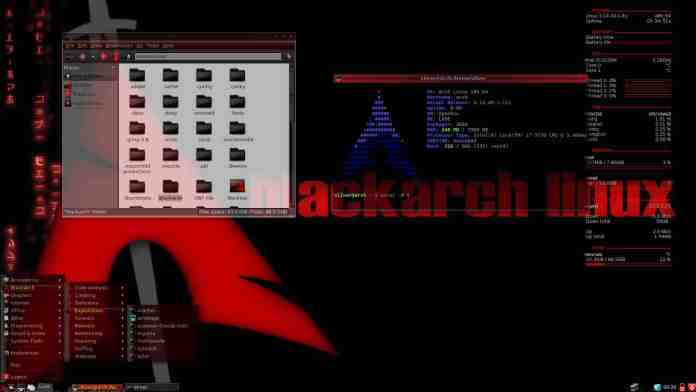 blackarch best hacking distro operating systemblackarch best hacking distro operating system