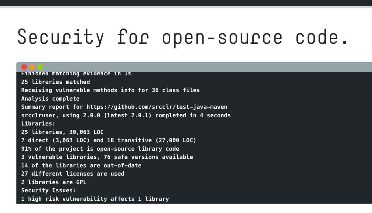 Database Security Open Source