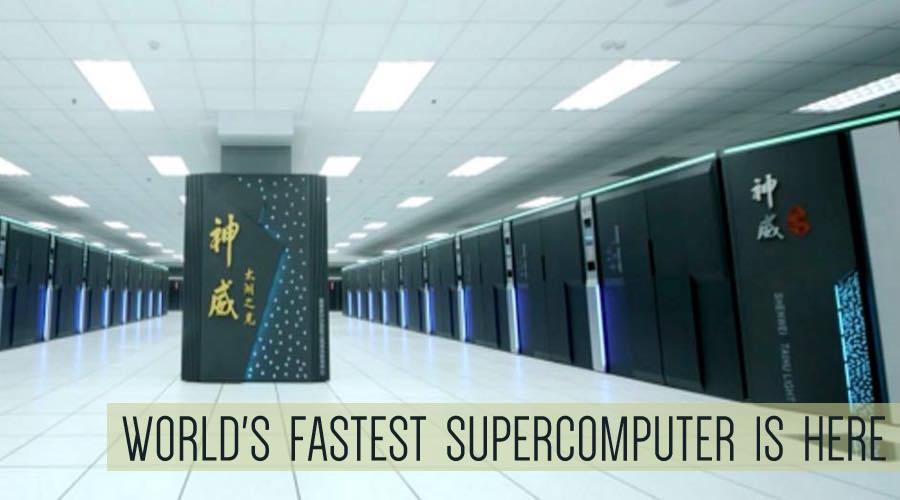 worlds fastest supercomputer taihulight 1