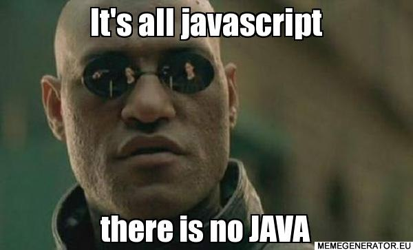 javascriptnojava