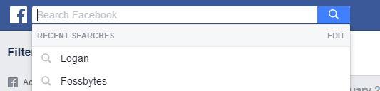 Delete Facebok Search 1