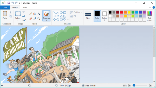 Guy Learns Microsoft Paint For 10 Years And Proves ...