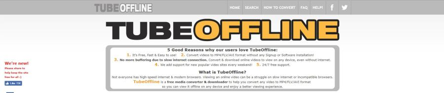 TubeOffline Download Dailymotion Videos