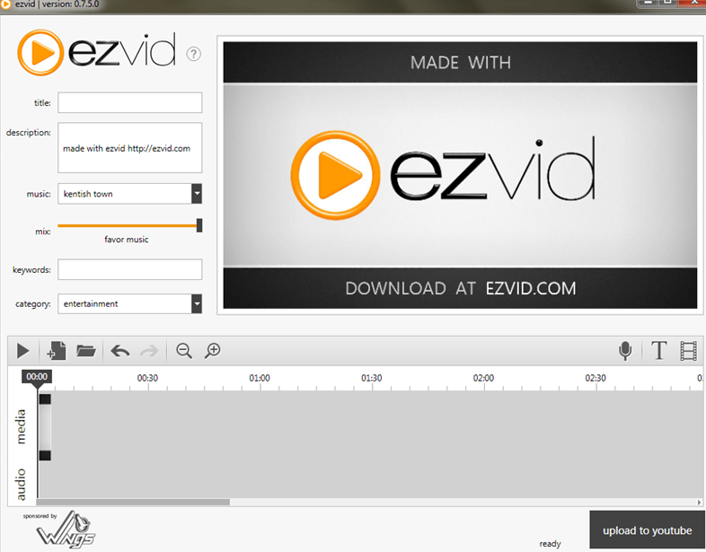 ezvid Screen Recorders