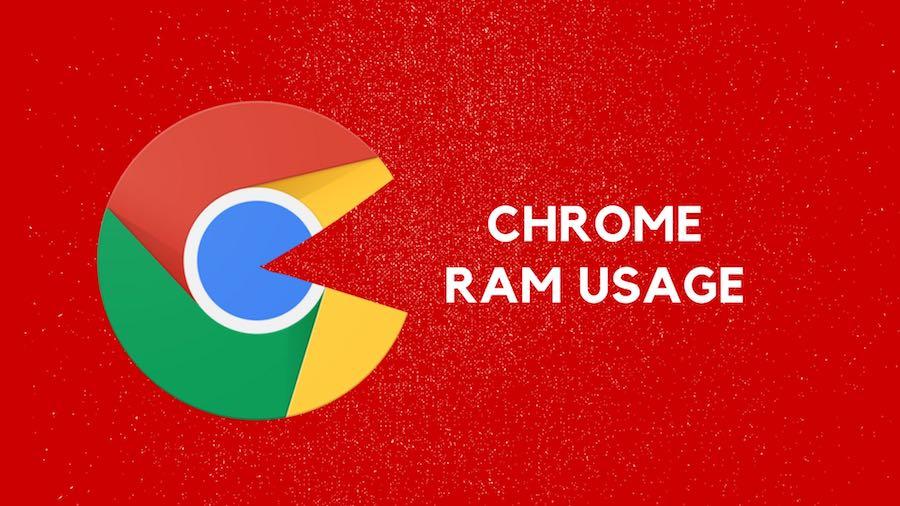 penggunaan ram chrome