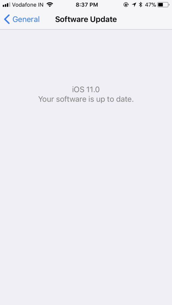 iOS 11 Dirilis - Inilah Cara Update iPhone terbaru