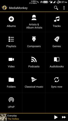 6 Musik Player Android Gratis Terbaik 2017