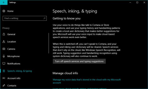 Delete Windows 10 Activity History 4