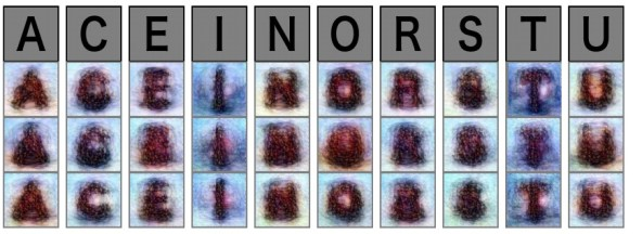 Mind-reading AI Image Reconstruction 2