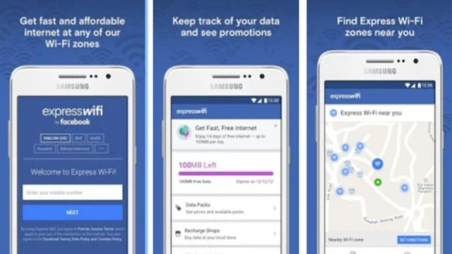 Facebook Rilis Aplikasi Wi-Fi Ekspres di Play Store bagi Negara Kenya dan Indonesia
