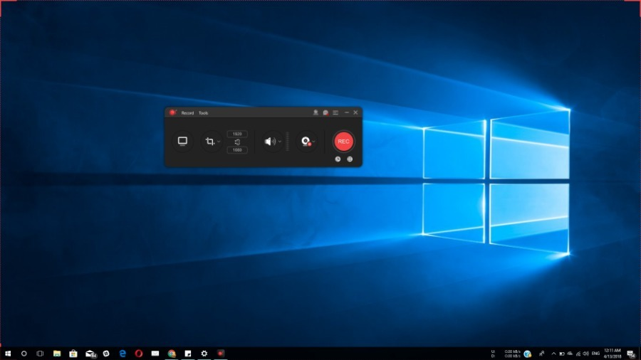 Perangkat Lunak Perekaman Layar Terbaik Windows 5 ApowerREC