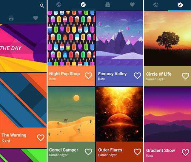 Backdrops Is Another Impressive Wallpaper App For Android Where You Can Get Hundreds Of Original Wallpapers That Are Handcrafted By The Backdrops Team