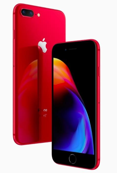 Apple Meluncurkan iPhone 8 Dan 8 Plus Red
