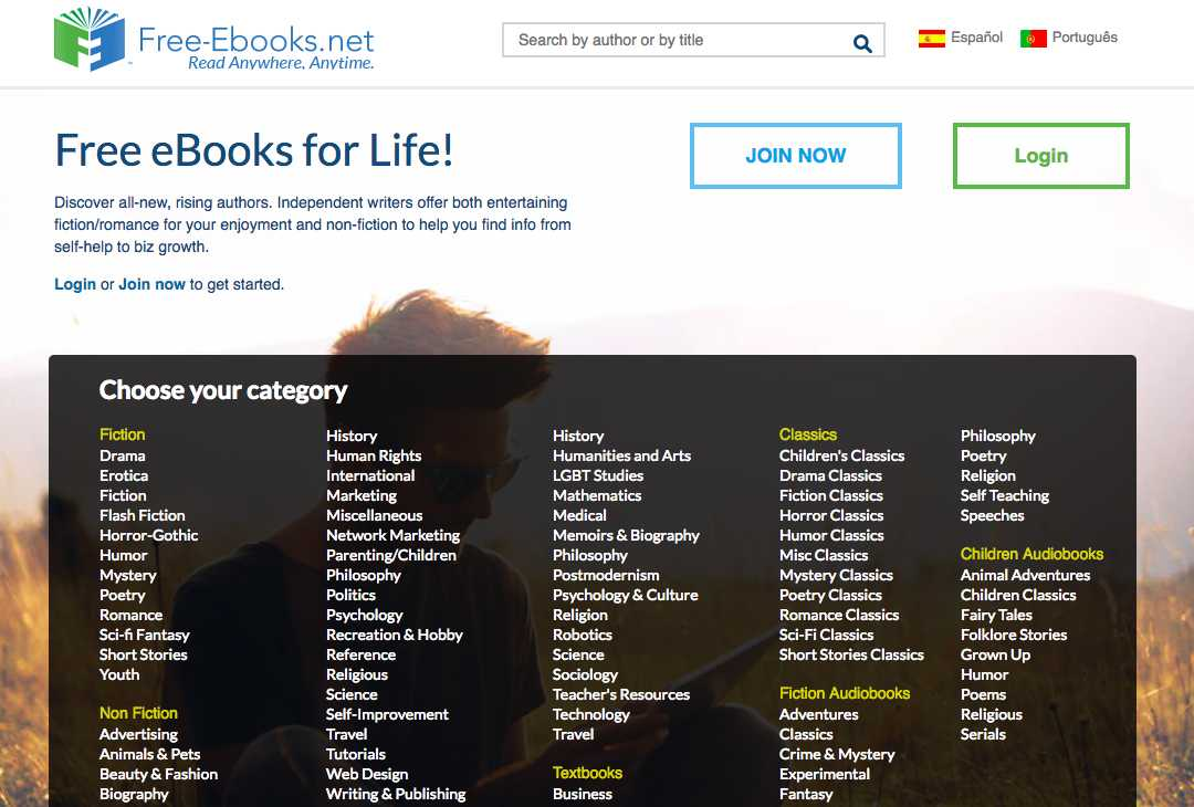 12 Best Sites To Read Free Books Online And Download