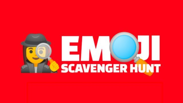 Emoji Searching Clues