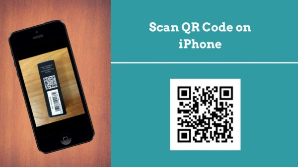 How To Scan QR Code On iPhone With The New iOS 12 Feature