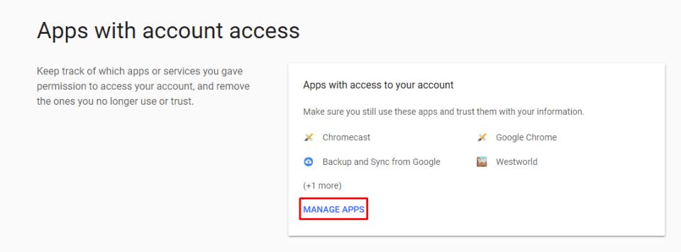 Nonaktifkan Akses Gmail Aplikasi Pihak Ketiga 2