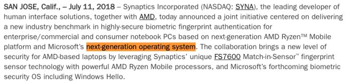 """Apakah Microsoft Mengerjakan """"Next Generation OS"""" Baru?"""