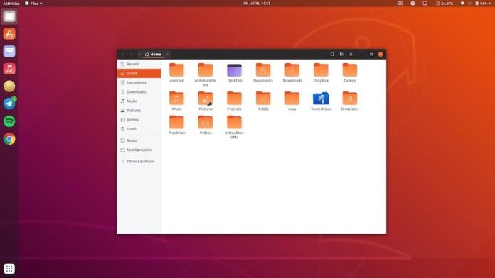 """Semua Tentang Tema Default Baru Ubuntu """"Yaru"""""""