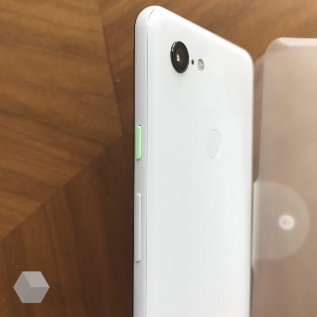 Google Pixel 3 XL Power Button