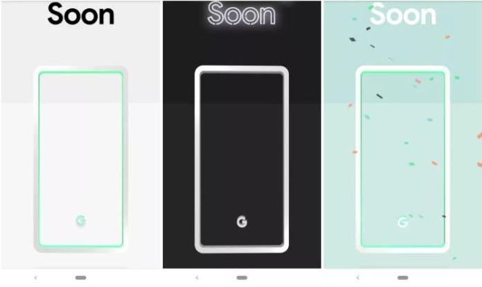 Google Pixel 3 teaser Segera hadir