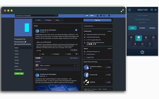 Browser Edge Mendapat Ekstensi Tema Gelap Untuk Halaman Web