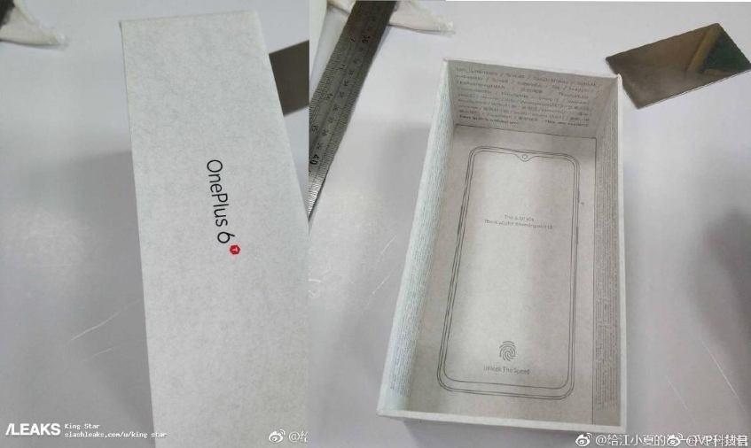 Kotak OnePlus 6T