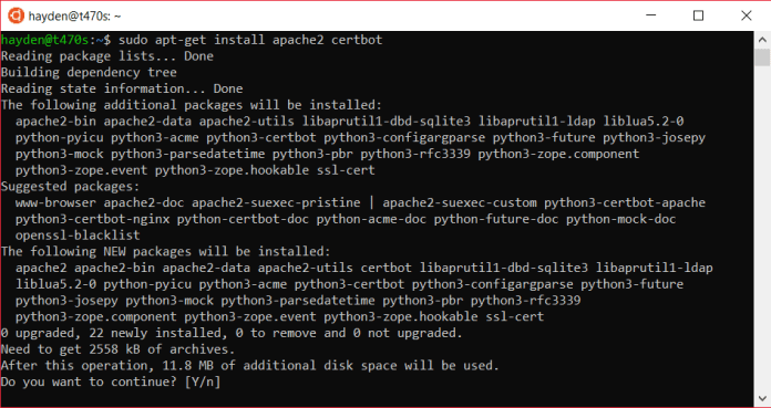 WLinux: Windows 10 Mendapat Distro Linux Eksklusif Sendiri