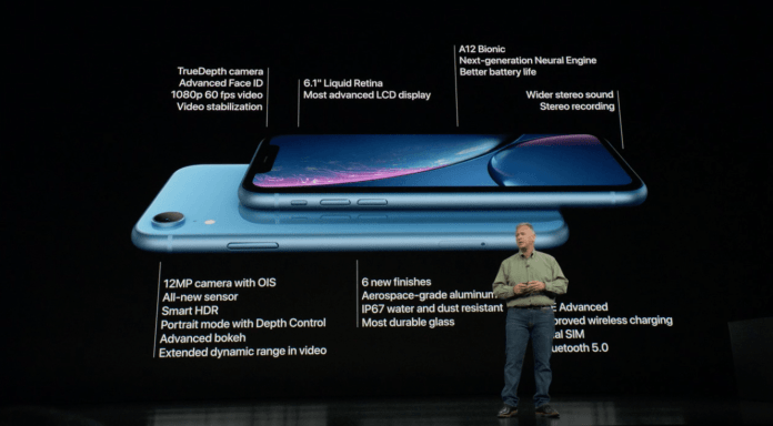Apple Luncurkan iPhone Xr Dengan Kamera Belakang Tunggal, Dual Sim; Harga $749