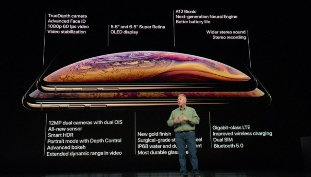 Apple Luncurkan iPhone Xs dan Xs Max; Ini Spesifikasinya