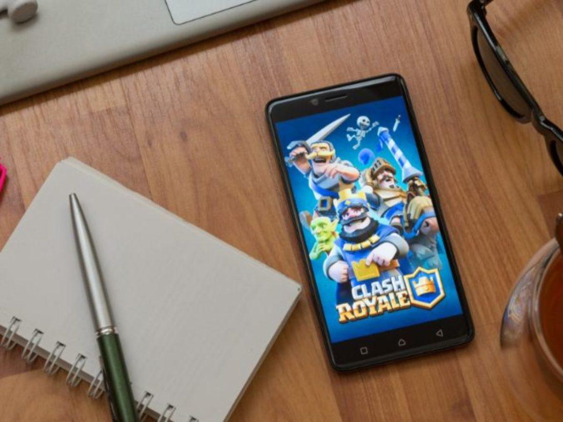 game android yang digunakan pada gadget smartphone