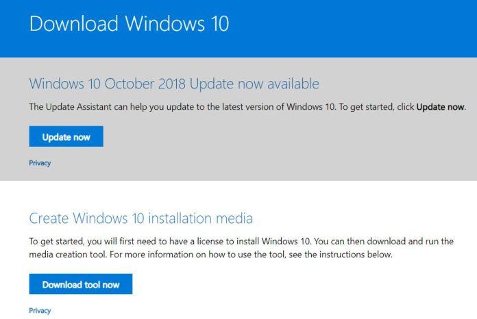 Windows 10 Oktober 2018 Update Dirilis: Ini Cara Mendapatkannya