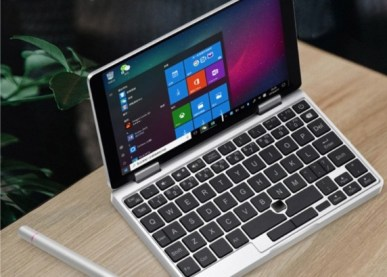 "One Notebook Luncurkan Pocket PC 7 inci ""One Mix Yoga 2"" Dengan Engsel 360 Derajat"