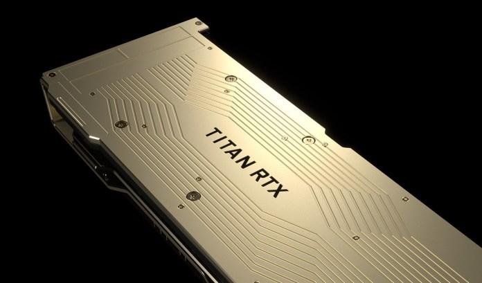 NVIDIA Luncurkan GPU Flagship Titan RTX-nya