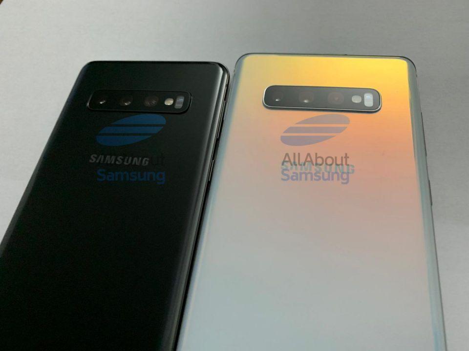 Galaxy S10 Bocoran Gambar Kembali