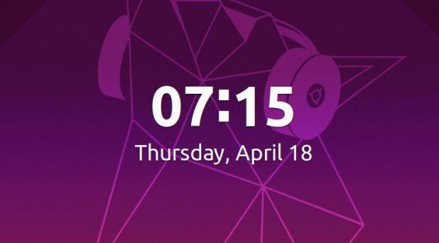 disco dingo lock screen