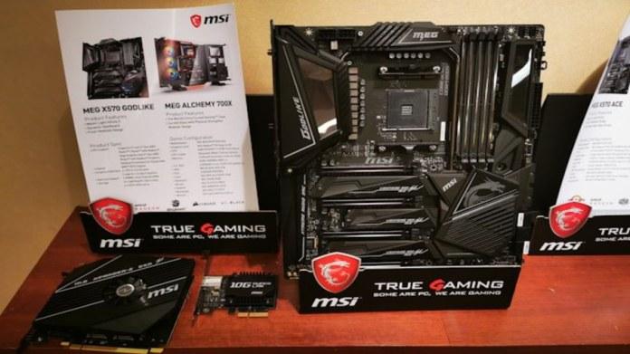 Dukungan AMD Ryzen R9 x570