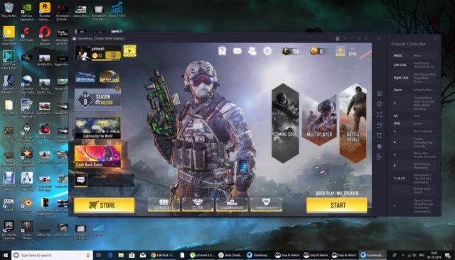 Call of Duty Mobile Play PC