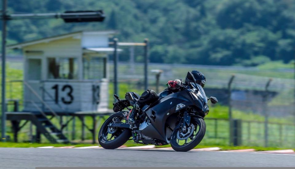 Sepeda Motor Listrik Kawasaki Ninja