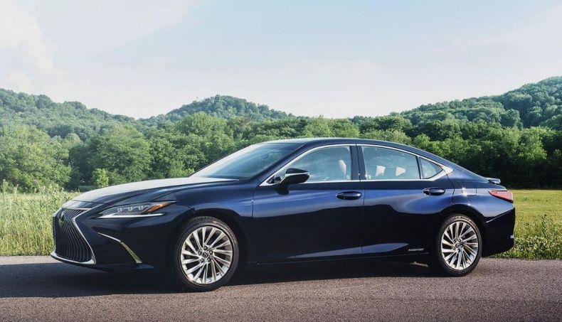 Lexus ES 300h Exquisite Hybrid_ Best hybrid cars
