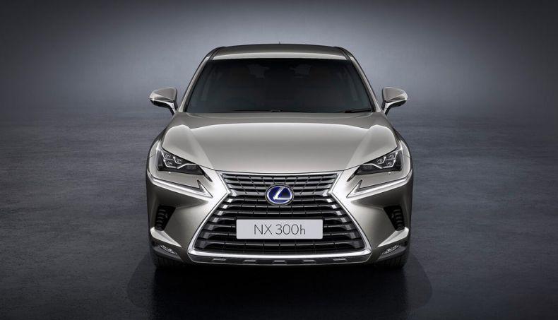 Lexus NX 300h Luxury Hybrid_ Best hybrid cars