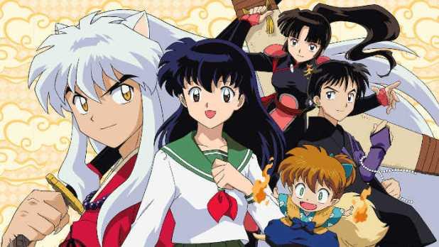 Top 18 des meilleurs Séries Manga à regarder sur Netflix en 2020 Inuyasha