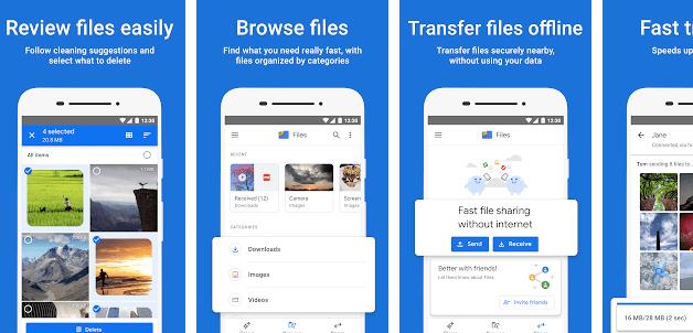 Files Go Share It Alternative