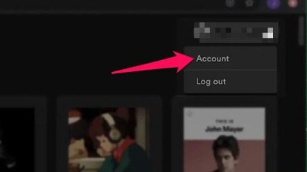 spotify account