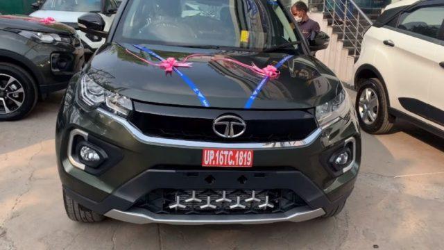 Tata Nexon BS6 facelift