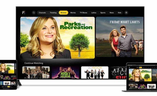 peacock tv parks and recreation for free