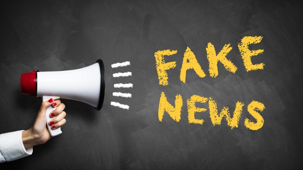 Prevent Fake News On INternet 2021