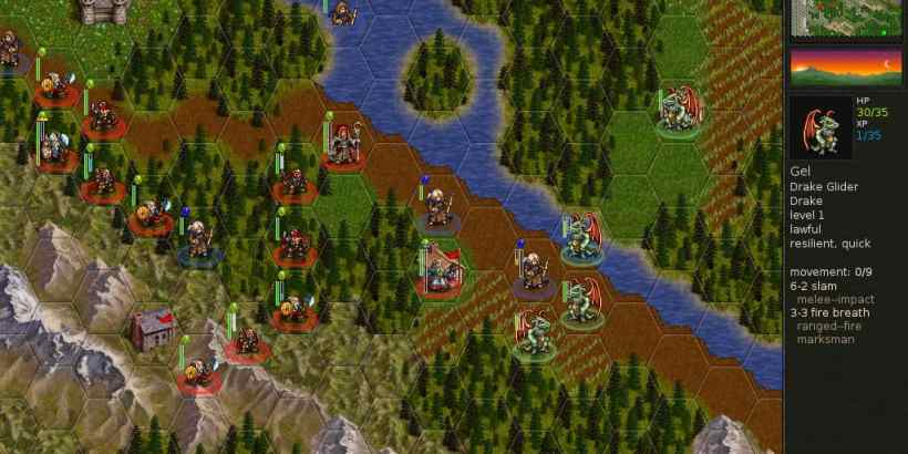 Battle of Wesnoth Free Turn Based Strategy Game with RPG Elements1