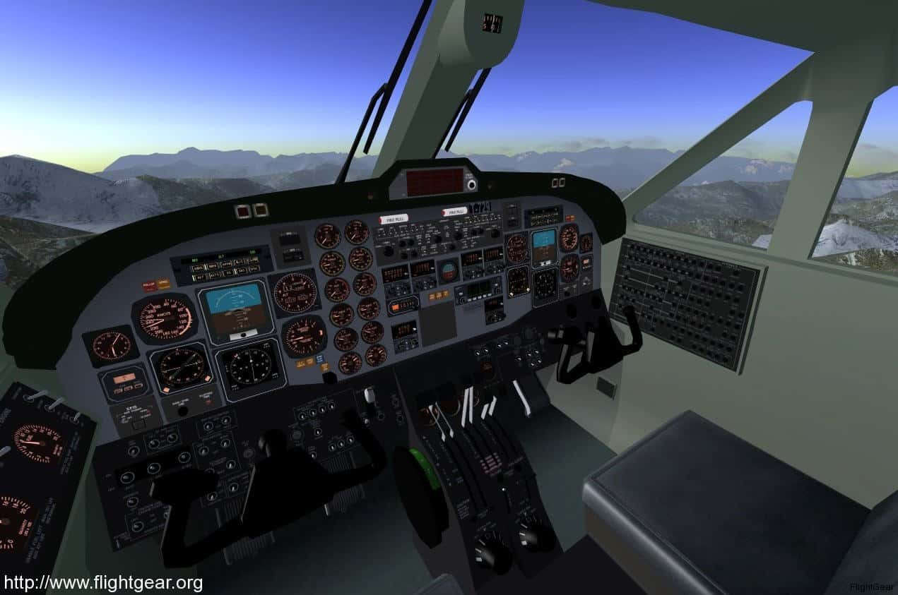 FlightGear - the Best Free Flight Simulator Game for PC - FOSS Games and FOS Software Sources